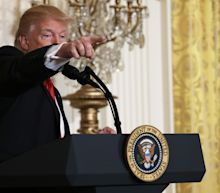 Jewish Reporter Trump Attacked Defends President