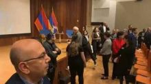 Scuffles Break Out as Trump Supporters Disrupt Schiff Town Hall on Armenian Genocide