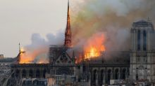 Man apologises for launching global Notre Dame blaze conspiracy that fire was set 'deliberately'
