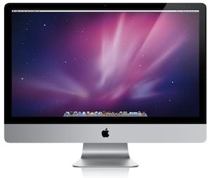 27-inch iMac shipping delays extended 3 more weeks