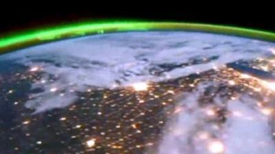 Video: Time-Lapse Pictures Of Northern Lights Over U.S.