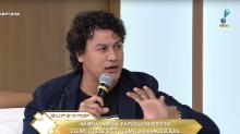 Ex-boxeador Popó revela que já beijou outro homem