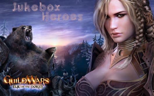 Jukebox Heroes: Guild Wars Eye of the North's soundtrack