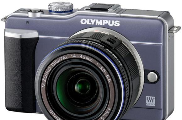 Olympus PEN E-PL1 Micro Four Thirds camera now shipping for $600