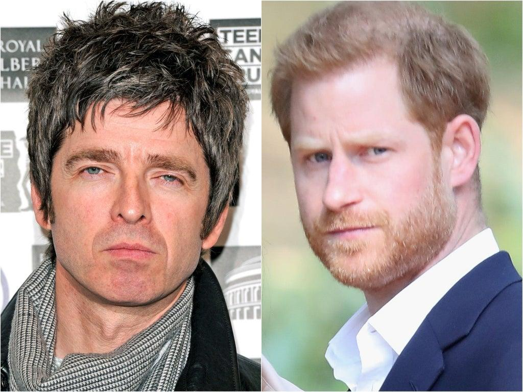 Noel Gallagher in foul-mouthed tirade against 'f*****g snowflake' Prince Harry