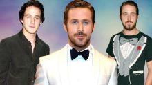 Red Carpet Flashback! 20 Years of Ryan Gosling
