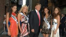 Former Miss Finland says Donald Trump grabbed her in 2006