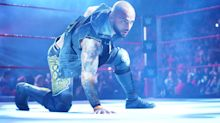 Sky's the limit for Ricochet, WWE's stunning, high-flying star