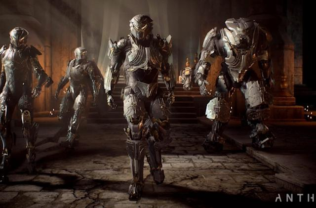 Bioware says 'Anthem' redesign will be a 'longer process'