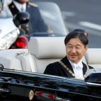 Japanese emperor to spend night with goddess in last major accession rite