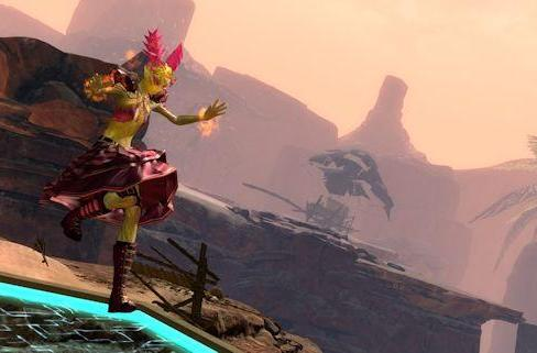 Guild Wars 2 launches Entanglement today