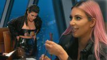Kim Kardashian embarrassed by her sisters' fashion sense