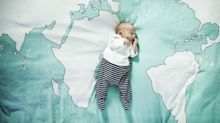 The most popular baby names where you live