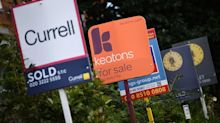 U.K. house prices surge to all-time high in August