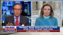 'Unconstitutional slop': Democrats blast Trump's executive actions on coronavirus relief