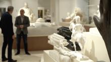 Malta's landmark art museum Muza finally opens