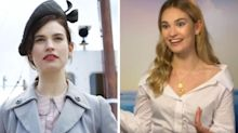 Lily James 'keen' to do less period dramas, says she has to 'sift through a lot of rubbish' scripts for women (exclusive)