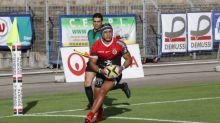 Rugby - Top 14 - ST - Top 14 : le superbe essai de Cheslin Kolbe face à La Rochelle