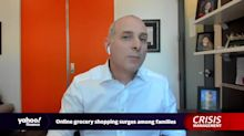 Crisis Management: Grocery e-commerce levels are 'not sustainable'