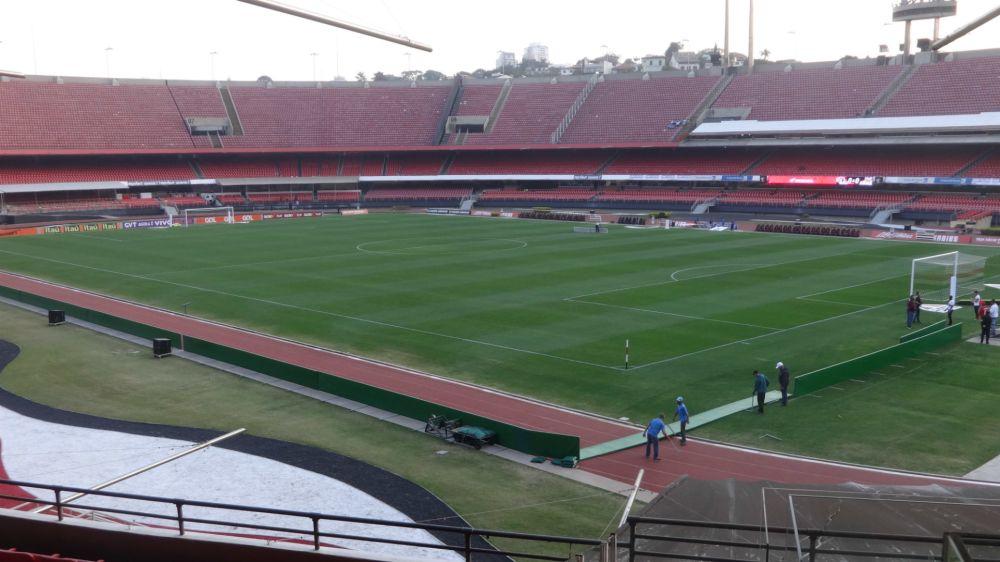 Pacaembu será casa temporária de São Paulo e Palmeiras na reta final do Brasileirão