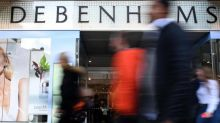 Debenhams names 22 stores to close starting next year, affecting 1,200 jobs