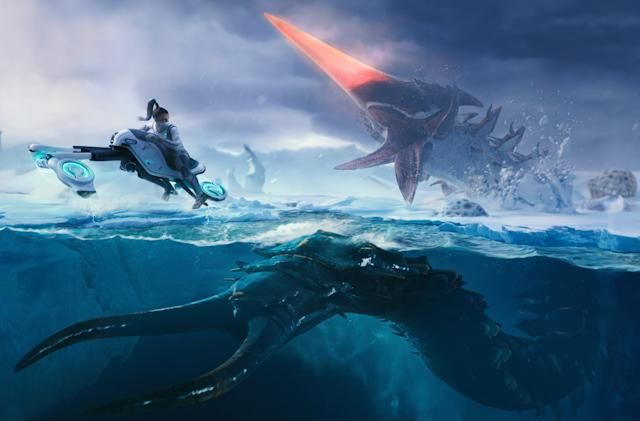 'Subnautica: Below Zero' will get a full release in May