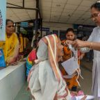 Doctors battling the coronavirus in India are being infected, trolled and evicted