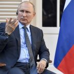 Putin says Russian nuclear explosion poses no threat