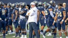 Butch Davis stays healthy as FIU Panthers go through spring drills with new coordinator