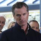 California Democrats anxious as support to recall Gavin Newsom grows