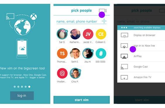 Microsoft's Xim app now lets you share smartphone photos on bigger screens