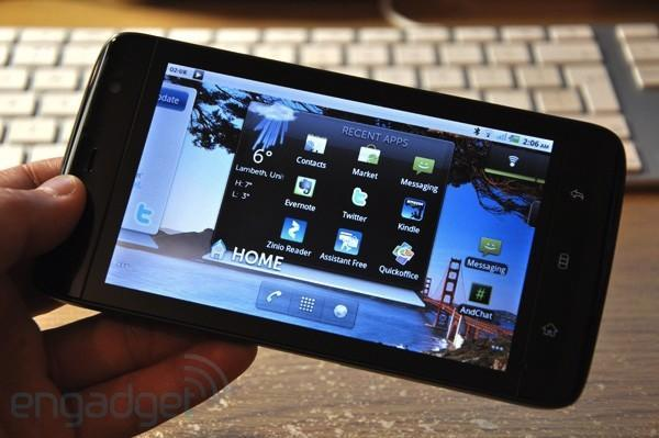 Dell delivers official Gingerbread ROM to the discontinued Streak 5