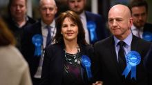 Tories take Copeland seat from Labour in first gain for a government in a by-election since 1982