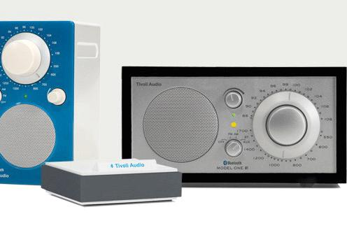 Tivoli's newly Bluetoothed radios up for order, bring your smartphone into the mix
