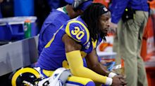 Fantasy Football RB Draft Ranks: Gurley's knee shakes up first round
