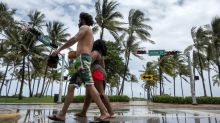 Tropical Storm Isaias nears coronavirus-hit Florida