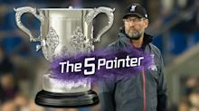 The Five Pointer: Liverpool's cup boycott, England unchanged, Steph Curry injured