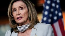 Pelosi expresses hope deal can be reached with White House on COVID-19 relief