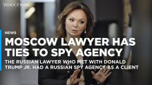 Exclusive - Moscow lawyer who met Trump Jr. had Russian spy agency as client
