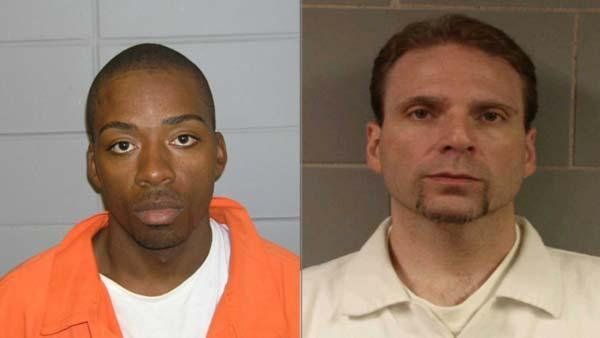 Bank robbers Kenneth Conley, Joseph ''Jose'' Banks still on the run hours after prison escape