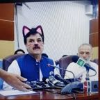 Politician's Press Conference Dogged By Accidental Facebook Cat Filter