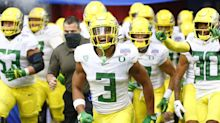 Johnny Johnson III says the 2021 Ducks WR room will 'go down in history'