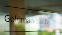 "Goldman Sachs had ""good volatility"" in the past quarter, ..."