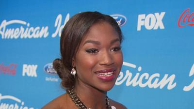 'American Idol': Amber Holcomb Discusses Receiving Standing Ovation From The Judges