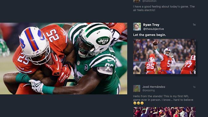 Twitter's live video app comes to Android TV