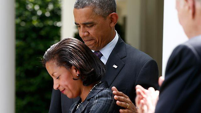 Is Susan Rice's appointment a sign of loyalty?