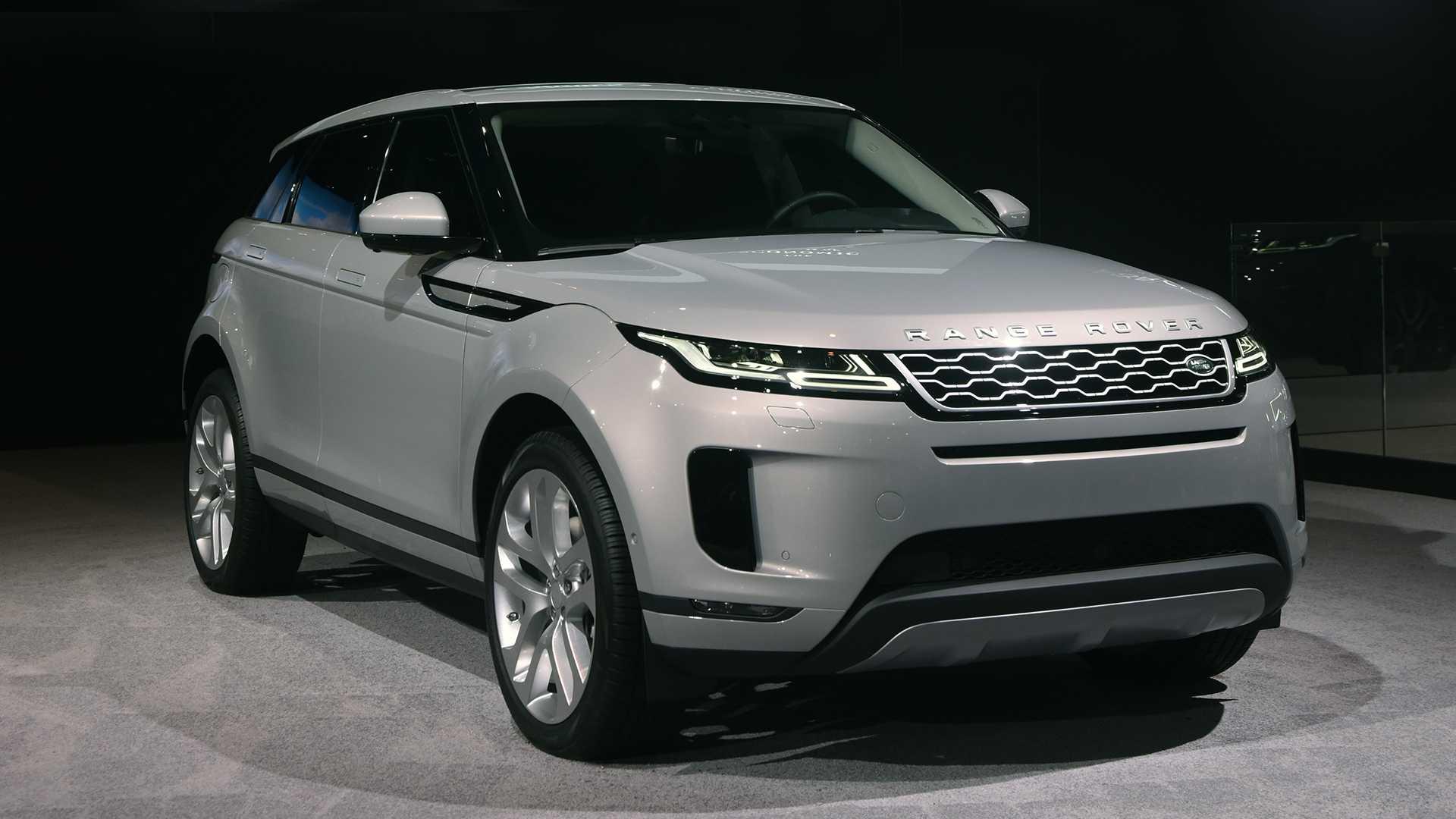 cccaad665 Range Rover Evoque 2020 estreia para os norte-americanos em Chicago
