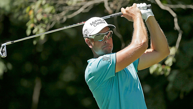Stenson, Na, Simpson in the mix at Wyndham