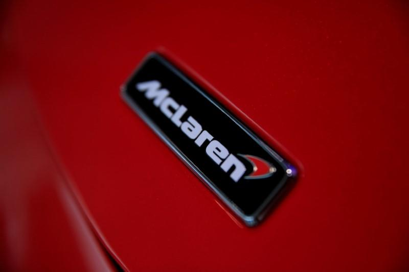 Mclaren Automotive Sees More Growth Ahead After Record 2016