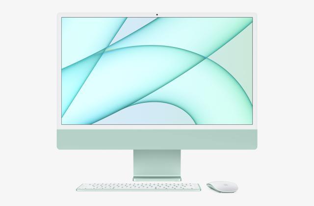 The new iMac vs. the competition: Beneath the pretty colors